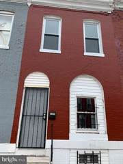 Townhouse for rent in 2309 E OLIVER STREET, Baltimore City, MD, 21213