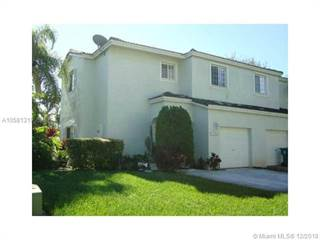 Townhouse for sale in 10160 SW 18th St 10160, Miramar, FL, 33025