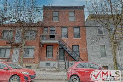 Multifamily for sale in 2468-2470 Rue de Ryde, Montreal, Quebec