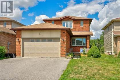 Single Family for sale in 294 HICKLING Trail, Barrie, Ontario, L4M5X9