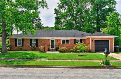 Residential Property for sale in 5713 ALBRIGHT Drive, Virginia Beach, VA, 23464