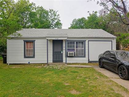 Residential Property for sale in 1116 Schieffer Avenue, Fort Worth, TX, 76110