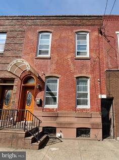 Residential Property for sale in 733 WHARTON STREET, Philadelphia, PA, 19147
