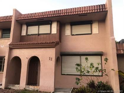 Residential Property for sale in 11 Cortez Way 445, Davie, FL, 33324