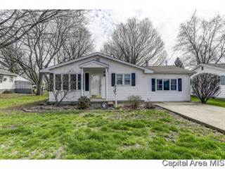 Single Family for sale in 826 Taylorville Blvd, Taylorville, IL, 62568
