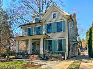 Single Family for sale in 10930 MONTROSE AVE, Garrett Park, MD, 20896