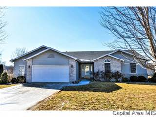 Single Family for sale in 209  PRAIRIE GRASS RD, Springfield, IL, 62629