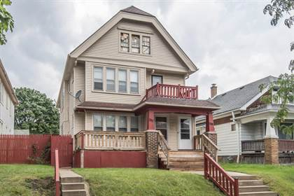 Multifamily for sale in 2517 N 50th St 2519, Milwaukee, WI, 53210