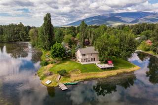 Single Family for sale in 10855 Peninsula Place, Lolo, MT, 59847