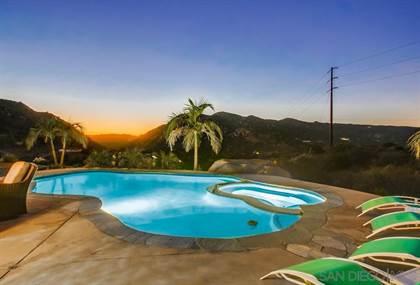 Residential Property for sale in 570 N N Alpine Trail Rd, Alpine, CA, 91901