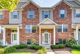 Townhouse for sale in 2428 Emily Lane, Elgin, IL, 60124