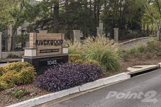 Apartment for rent in Riverwood, Roswell, GA, 30075