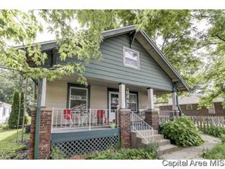 Single Family for sale in 2428 S 10th St, Springfield, IL, 62703