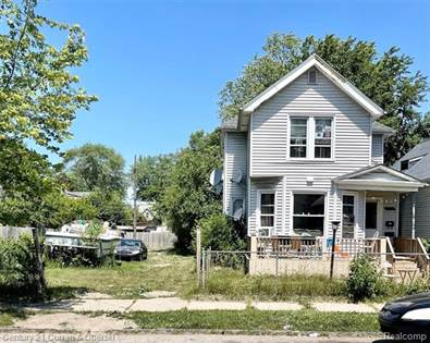Residential Property for sale in 5848 ROGERS Street, Detroit, MI, 48209