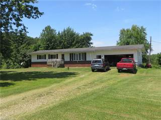 Single Family for sale in 4101 South Denmark Rd, Dorset, OH, 44032