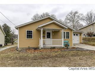 Single Family for sale in 313 S 10TH ST, Petersburg, IL, 62675