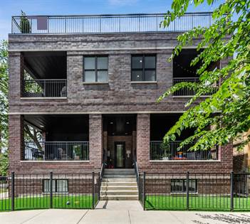 Residential Property for sale in 900 North Hoyne Avenue 3, Chicago, IL, 60622