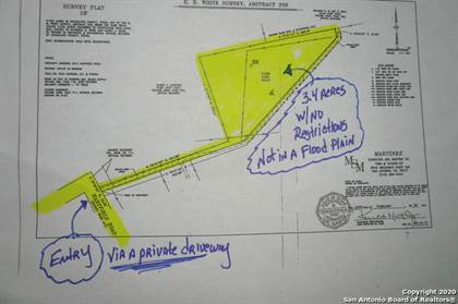 Lots And Land for sale in 2514 HARTFIELD RD (3.4 ACRES), La Vernia, TX, 78121