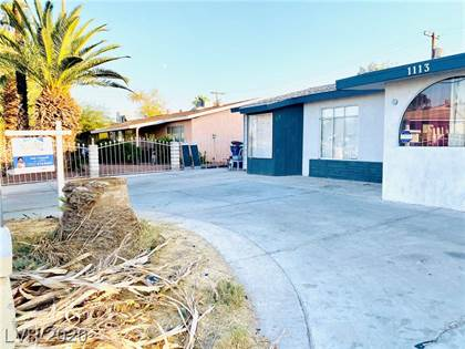 Residential Property for sale in 1113 Wyatt Avenue, Las Vegas, NV, 89106