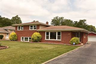 Single Family for sale in 6844 West LINDEN Drive, Palos Heights, IL, 60463