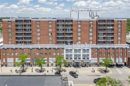 Residential for sale in 411 S OLD WOODWARD Avenue 810, Birmingham, MI, 48009