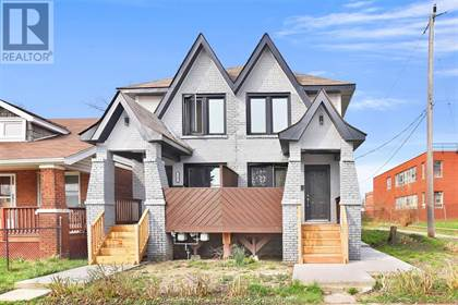 Single Family for sale in 783-785 FELIX, Windsor, Ontario, N9C3K9