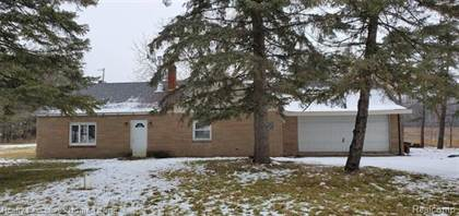 Residential Property for sale in 6980 FRENCHLINE Road, Marlette, MI, 48453