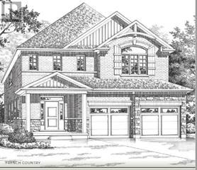 Single Family for sale in Lot 2 -  188 FOREST CREEK Drive, Kitchener, Ontario, N2R0M4