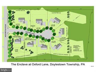 Single Family for sale in 4 OXFORD LANE, Doylestown, PA, 18901