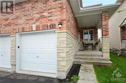 Single Family for rent in 1933 SCHROEDER CRESCENT, Orleans, Ontario, K4A4P8