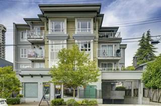 Condo for sale in 1629 GARDEN AVENUE, North Vancouver, British Columbia, V7P3A6