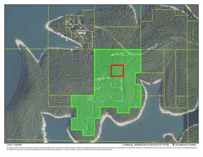 Lots And Land for sale in 00 MC 167, Theodosia, AR, 65761