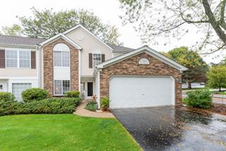 Townhouse for sale in 812 Canterbury Lane, Island Lake, IL, 60042