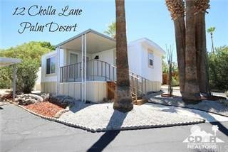 Residential Property for sale in 12 Cholla Lane, Palm Desert, CA, 92260