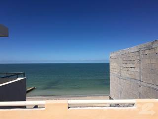 chelem nice and new house oceanfront new price chelem yucatan