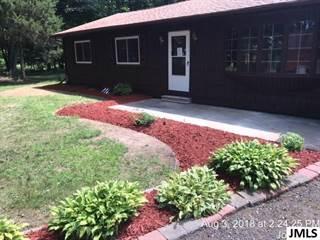 Single Family for sale in 4353 E LITCHFIELD, Jonesville, MI, 49250