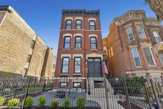 Single Family for sale in 1935 West SCHILLER Street, Chicago, IL, 60622