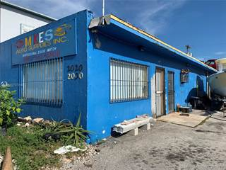 Land for sale in 2020 NW 36th St, Miami, FL, 33142