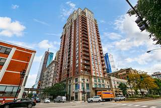 Condo for sale in 1101 South State Street 707, Chicago, IL, 60605