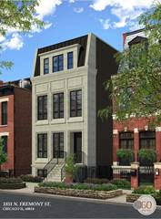Single Family for sale in 1851 N. Fremont Street, Chicago, IL, 60614