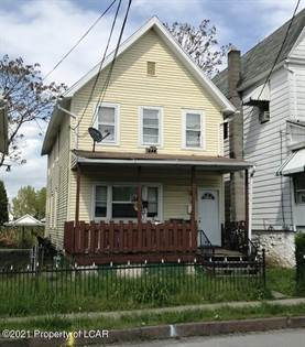 Residential Property for sale in 60 Columbus Street, Wilkes Barre, PA, 18702