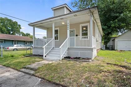 Residential Property for sale in 3808 Elkhorn Avenue, Norfolk, VA, 23508