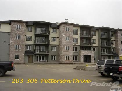Condominium for sale in 306 Petterson DRIVE 203, Estevan, Saskatchewan, S4A 2A8
