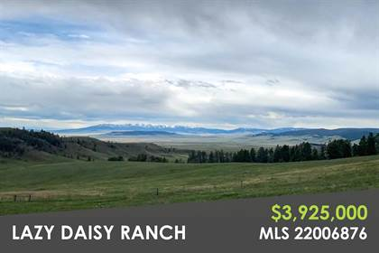 Residential Property for sale in 757 Findon Lane, Martinsdale, MT, 59053