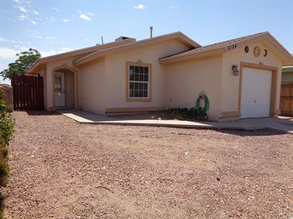 Residential Property for sale in 3724 EXODUS Street, El Paso, TX, 79936