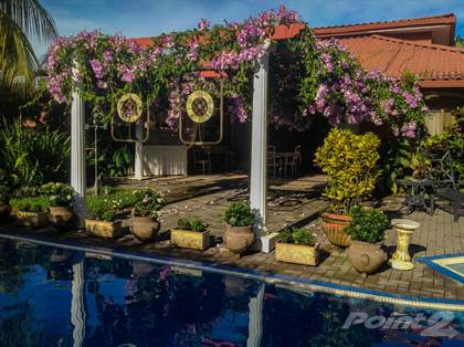Tropical Home With Beautiful Gardens Ojochal Puntarenas Point2