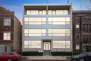 Condo for sale in 1443 West Thomas Street 1E, Chicago, IL, 60642