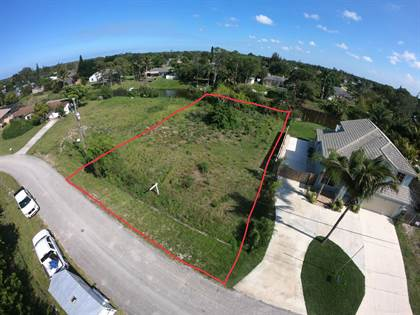 Lots And Land for sale in 178 NE Dominican Terrace, Port St. Lucie, FL, 34983