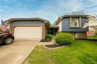 Single Family for sale in 45800 Drexel Road, Canton, MI, 48187