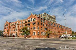 Condo for sale in 6533 E JEFFERSON AVE Avenue 321, Detroit, MI, 48207